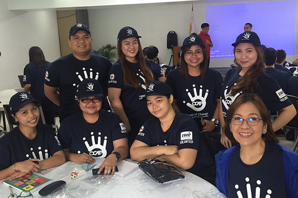 Sitel PH takes part in CCAP's 'Agents of Change' program