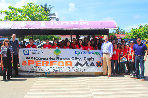 EPerformax launches new site in Roxas City