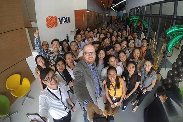 VXI FAMILY SET TO GET BIGGER AS NEW RECRUITMENT HOME OPENS