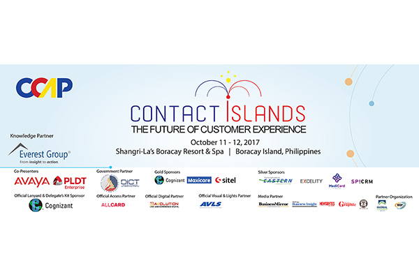 CCAP: The Future of Customer Experience — October 11-12 | Event
