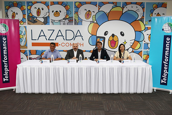 Teleperformance Philippines offers a rewarding applicant experience through partnership with LAZADA